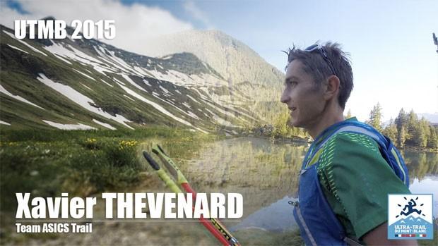 L'utmb Xavier Thévenard Vidéo Trail 2015 De Dans Sur Pas Vidéo Les IRAAF0